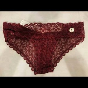 Strappy Lace Cheeky Undie